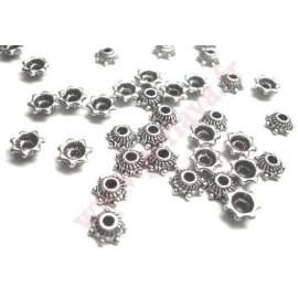 50 calottes bombées 5mm