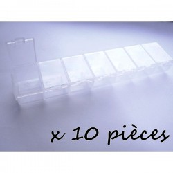 10 boîtes de rangement