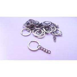 50 anneaux porte clef 5cm