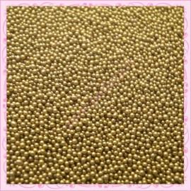 10 grs de micro-billes doré 2