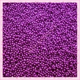 10 grs de micro-billes violette