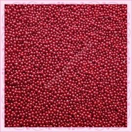 10 grs de micro-billes rouge