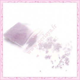 20g de micro-billes transparente en verre 1.5mm