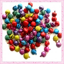Mix de 50 grelots 8mm