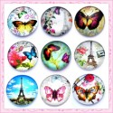 Cabochon rond 25mm