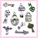 Thème clé et cadenas