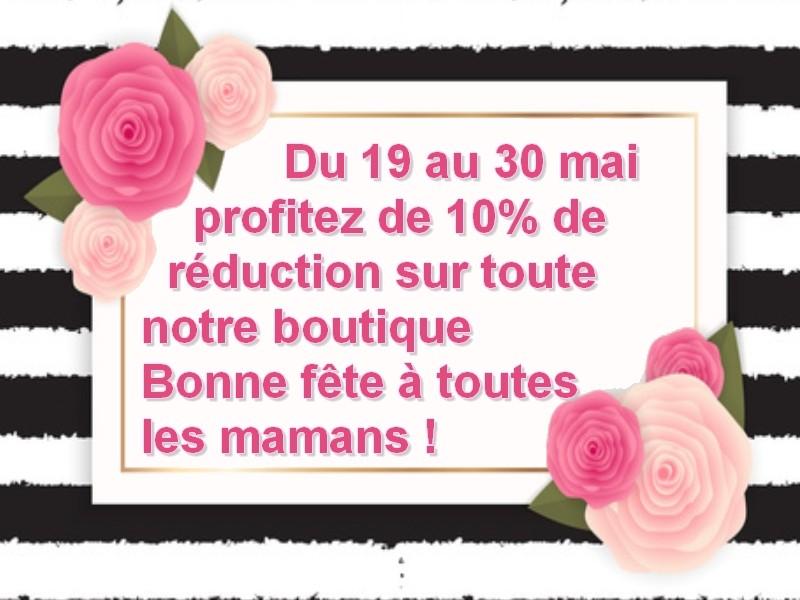 promotion fêtes des mères